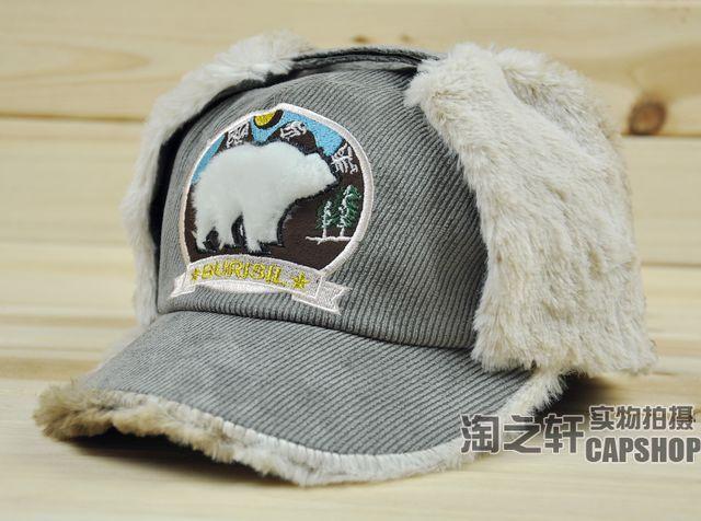New arrival winter cap befriended lei feng cap baseball cap winter female male hat casual cap(China (Mainland))