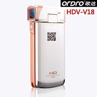 Ordro HDV-V18 Full HD Digital Camcorder&genuine special Household Professional DV Free shipping&12 million pixel camera upright