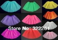 New baby girls tutu skirts Girls party dance tutu skirts Girls party costume  Free shipping