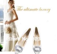 EMS/DHL freeship.women red bottom high heels platform pumps wedding bridal shoes sapatos rhinestone pumps