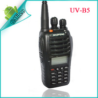 2013 Baofeng UV-B5 Dual Band BF Walkie Talkie A1011A 5Watts 99 Channels FM Portable Two-way Radio