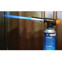 Butane Gas Blow Torch Soldering Weld Gun Iron Lighter Burner Fire Flame Starter