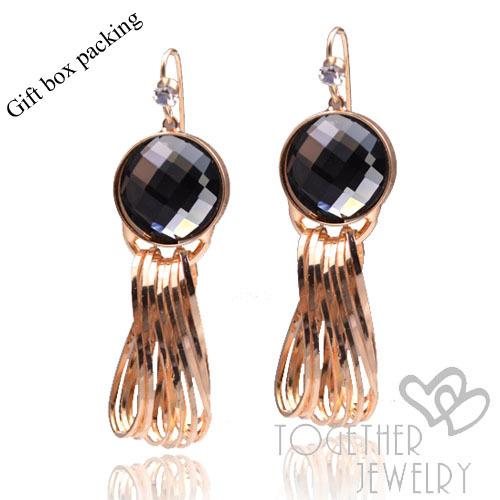 Perfect Sakina Jewellery Earrings Designs 2013 For Women
