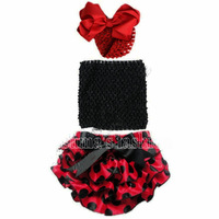 2014 Real Polka Dot Casual Unisex On Sale Free Shipping Child Baby Bow Headband Tube Top Bb Pants Piece Set Infant Wear Dress
