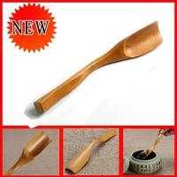 New product Bamboo shovel spoon tea spoon Tea shovel tea gifts goods,natural eco-friendly good helper/ spoon a big or small