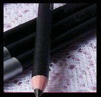 Hot! 3 pcs/slot Waterproof Eye Liner Black Eyeliner Pencil Makeup Pen