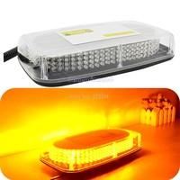 240 LED Car Vehicle Roof Top Emergency Hazard Warning Strobe Light Yellow Light 14068