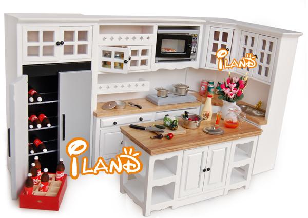 Achetez en Gros miniature dollhouse kitchen sets en Ligne à des Grossistes mi