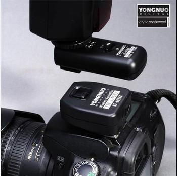 photo accessories!!! YONGNUO RF-602 2.4GHz Wireless Remote Flash Trigger for Nikon/KODAK/FUJI D200/D300/D700 camera