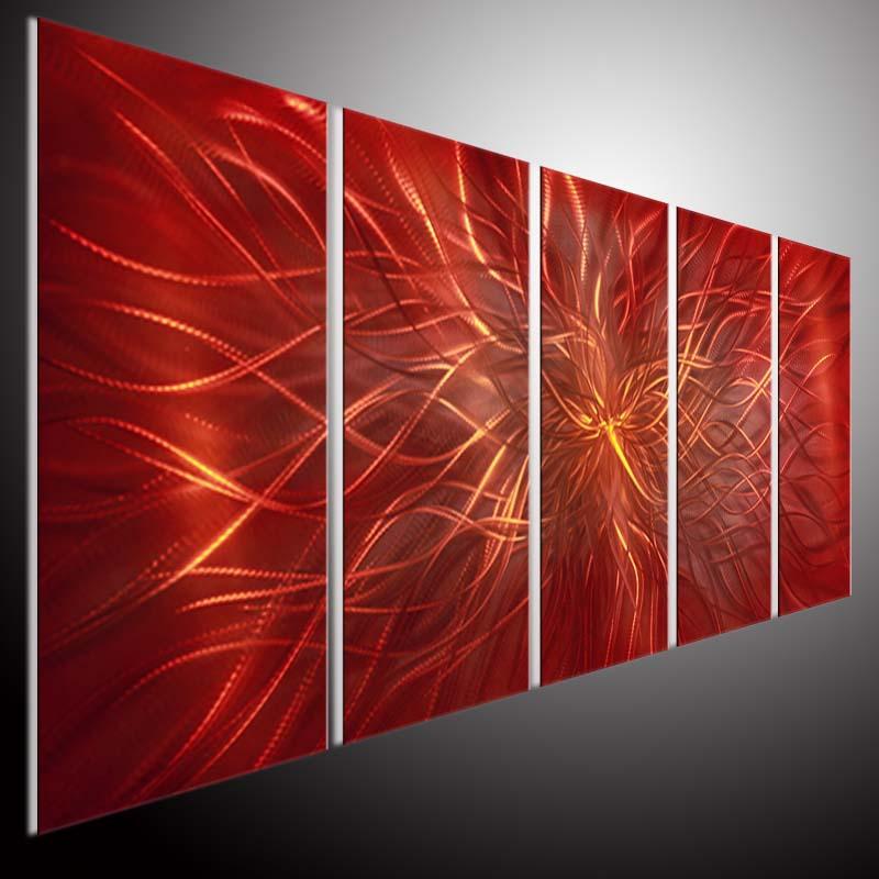 promotional wholesale latest design multi panel canvas wall art