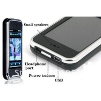 """Singpore post 2.8"""" 16GB Touch Screen MP4 Players  Free Shipping"""