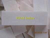 100 * 30 * 3-4 mm / Bovine bone pieces / engraving materials / carved pieces / inlay bone slices / hanging bone slices /