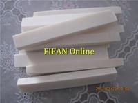 80 * 3 * 8/9 mm / Bovine bone pieces / engraving materials / Carving raw materials / inlay bone slices / hanging bone slices /