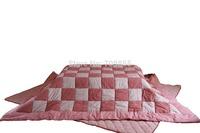 (2pcs/set) FU08  Japanese Kotatsu Futon rectangle 195*235 cm  Reversible futon blanket