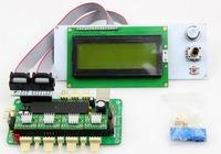 Sanguinololu Rev 1.3a+ 4xA4988 Stepper drive+LCD Controller