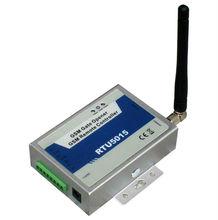 rtu5015 automático gsm puerta puerta abridor operador sms con control remoto/puerta de acceso gsm controlador( 1output/2 entradas)(China (Mainland))