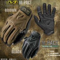 Super technician Mechanix Wear MPACT tactical Outdoor sport paintball cycling motorcycle gloves Wearproof winter  free shipping