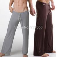 High quality trousers 1pcs/ lot Yoga pants / men's pyjama trousers casual lounge  pajama sleepwear underwear