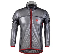 Spring 2014 Castelli Men & Women Cycling Jogging Jacket Sportwear hooded Windbreaker  Black White Windproof  Waterproof Clothing