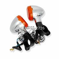 Free Shipping 1Pair For Honda Magna 250/750 Steed 400 /600 shadow 400/750 motorcycle FRONT turn signal lamps motorcycle parts