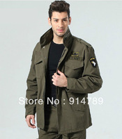 FREE KNIGHT TACTICAL US 101ST AIRBORNE DIVISION M65 JACKET IN SIZES -33605