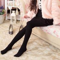 Free shipping 2014 hot sale autumn winter women leggings warm fashion Flexible  V033