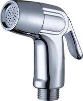 Chrome ABS Portable Bidet Hand Held Shower Head Bidet Toilet Sprayer