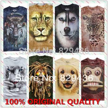 Free shipping 100% Original Quality 3D tshirt for men, brand cotton men t shirt,3D printed t-shirts for men 9models