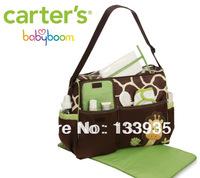 Carter deer diagonal shoulder Mummy package Diaper Bags