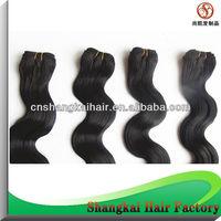 Wholesale Price hair extension peruvian human hair virgin peruvian hair 12-26inch free shipping Peruvian Virgin Human Hair