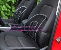 BUY ONE GET ONE FREE Car summer viscose cushion lumbar pillow massage car cushion car cushion lumbar support auto supplies