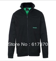 Original Fashion Mens Bench Jacket Mens Sweater Mens BBQ Jacket  Free Shipping Wholesale Price S,M,L,XXL