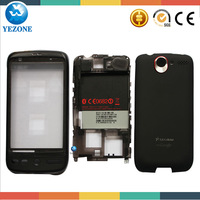 Genuine Original New Full Complete Housing Cover Case+Keypad+Tools For HTC Desire Google G7 A8181, Free Shipping!