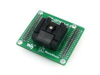 GP-QFN64-0.5-B # QFN-64BT-0.5-01 with PCB QFN64 MLF64 MLP64 Enplas IC Test Socket Programming Adapter 0.5mm Pitch