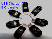 Ego USB Charger E Cigarette Charger Eo C T Charger Adapter 100pcs/lot  Free shipping