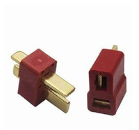 T-skid Plug the power cord plug male + female high current special T  ~1pcs--10pcs~