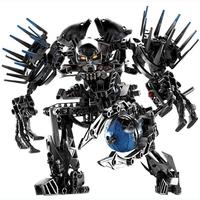 Decool Star Soldier War Demon Von Nebula 9366 Building Blocks Sets 156pcs Legoland Robot Action Figures DIY Bricks Toys