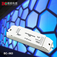 high Frequency constant  voltage pwm rgb led amplifier with Over current and short circuit protection