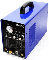 NEW DC inverter TIG/MMA/CUT welding 520TSC machine Includeing (110V)only our factory and free shipping