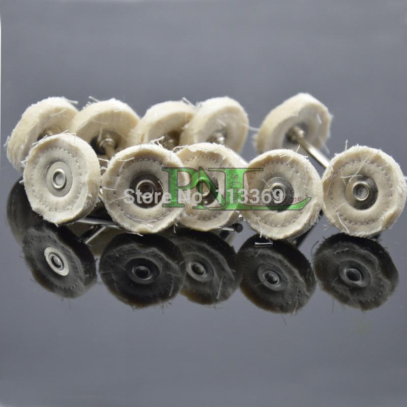 Jeweling Tools Supplies 10pc 1 Quot Muslin Polishing Wheel Silversmith Jewelers Tools Dremel Accessories