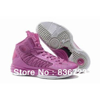 High quality 2012 Lebron Olimpic Professional Sneakers Lunar Hyper DK X Basketball Shoes women Pink Color Shoes man shoes