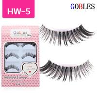 Накладные ресницы Gobles hw/529 HW-529