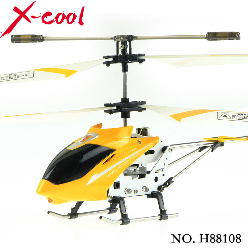 Free shipping xc88108 3.5ch Mini helicopter with gyro /radio control gyro mini helicopter with light(China (Mainland))