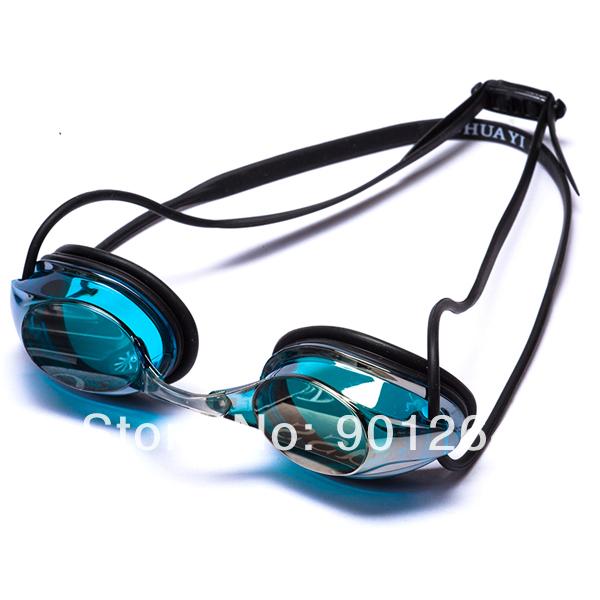 Profession étanche. anti brouillard speedo style lunettes de natation en silicone pour adultes