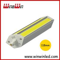 85-265V COB 8W R7S LED Bulb COB LED  8W 118mm Super Bright Free Shipping