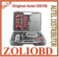 [Autel Authorized] 2014 original DS708 autel maxidas auto scanner DS-708 scan tool DS708 update online free DHL free shipping