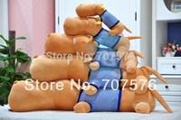 Hot Sale newest products Plush toy Kim Hee-sun big head dog  gift pillow dog doll 1set includes 1.4cm+1.2cm+85cm+65cm+50cm