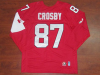 2014 Olympic Team Canada #87 Sidney Crosby Jersey Red Hockey Jerseys Free Shipping New Arrivest Ice Winter Sports Clothes