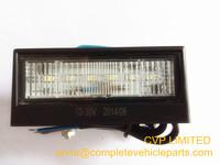 LED TRAILER NUMBER PLATE LICENSE PLATE LIGHT LAMP 10-30V  SUBMERSIBLE BOAT TRUCK TRAILER BUS CARAVAN