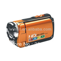 Waterproof Digital Video Camera 16 Megapixels 1080P Full HD  Camcorder with 3 Inch Screen, Free Shipping